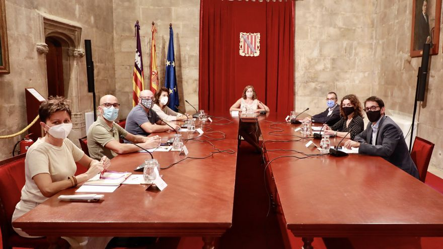 El Gobierno destinará 382 millones a las ayudas de 85.000 fijos discontinuos de Baleares