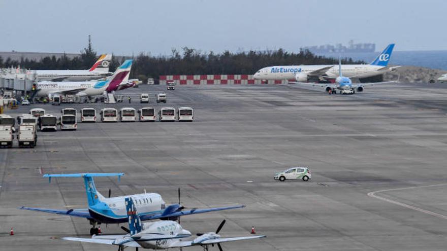 El Gobierno de Canarias adjudica una nueva ruta aérea con Marsella