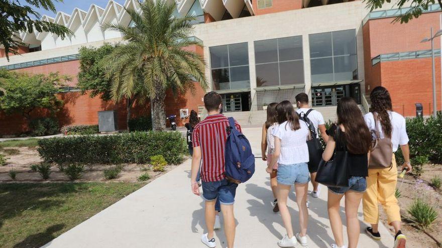 Un corte externo deja a la Universidad de Elche sin acceso a internet