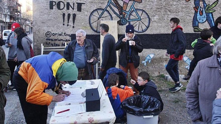 La manca de pressupost de Girona marca el debat d'inversions del ple