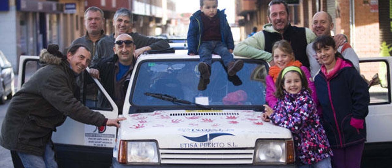 Aventura solidaria en Marruecos