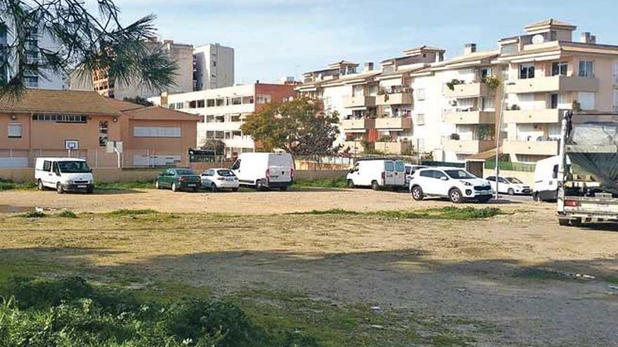 El reivindicado PAC de s'Arenal dará también servicio a Palma