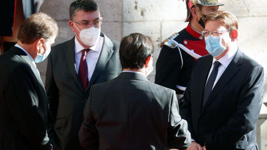 Galería | Las imágenes de la ceremonia de los Premios Jaume I