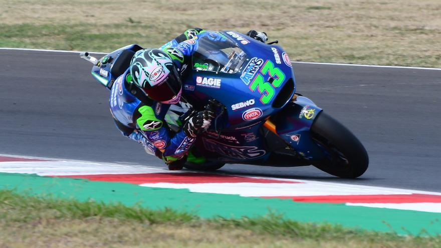 'La Bestia' Bastianini suma su tercera victoria de la temporada en Moto2