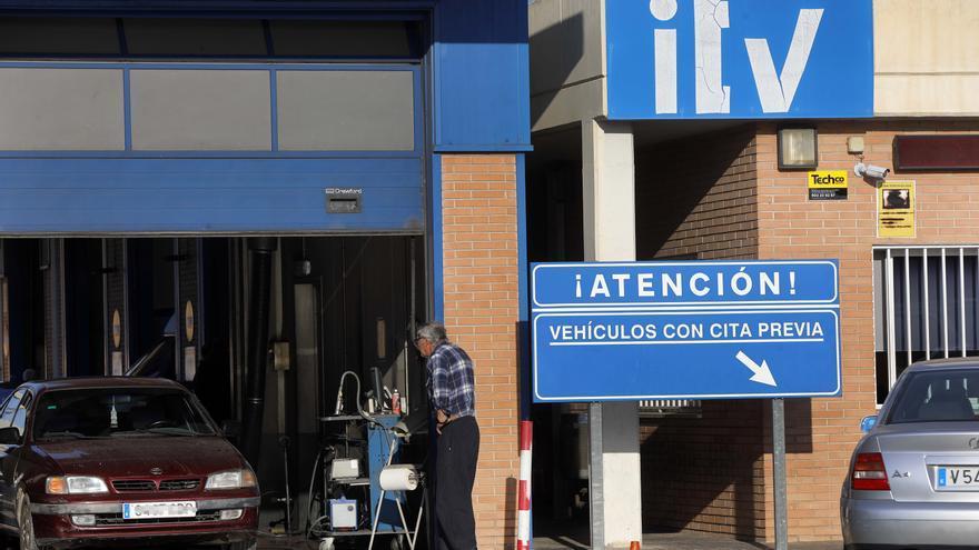 Las ITV valencianas ponen al días más del 70% de las inspecciones que frenó la pandemia