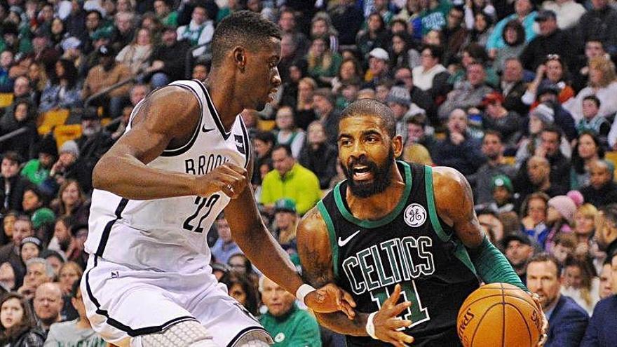 Kyrie Irving lidera el boicot de varios jugadores contra el reinicio de la NBA