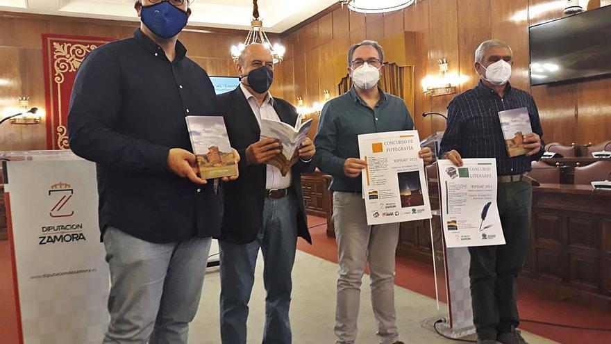 La Federación Espigas hurga en las señas de identidad de Tierra de Campos-Pan