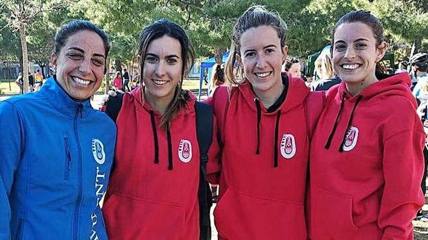 El CAM és setè a l'estatal de mitja marató a Sagunt