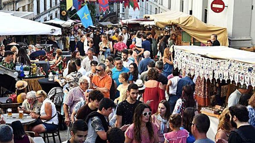 Una empresa caza la marca 'Feria das Marabillas'