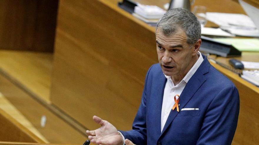 La Justícia exclou Toni Cantó de la llista del PP a les eleccions del 4-M a Madrid