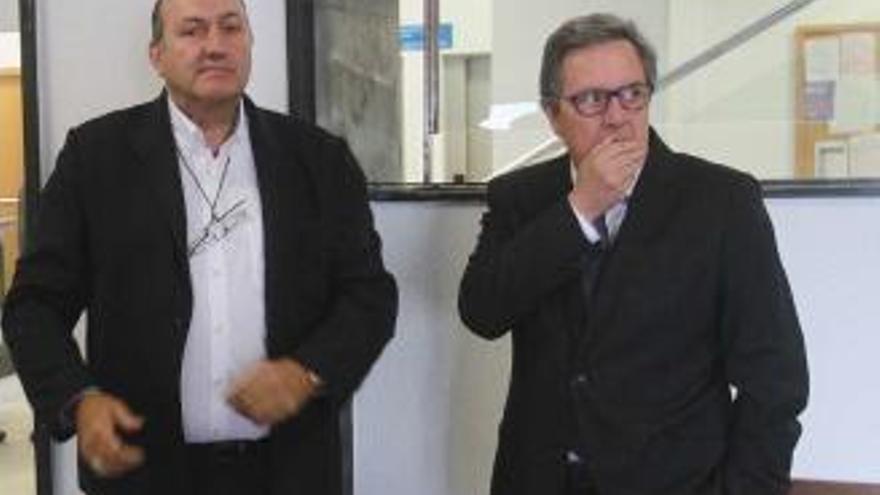 El exdelegado de la Xunta, absuelto de un presunto fraude cuando era alcalde