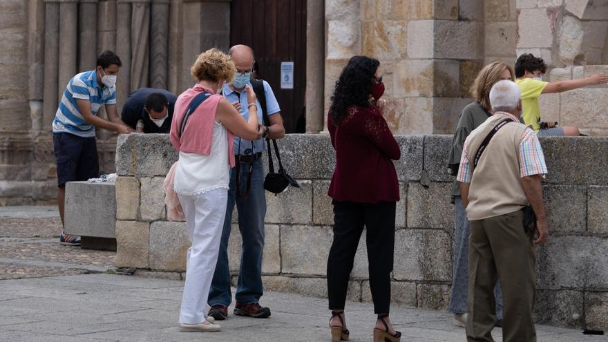 Zamora recibió diez mil turistas más en julio, aunque no recupera aún las cifras de antes de la pandemia