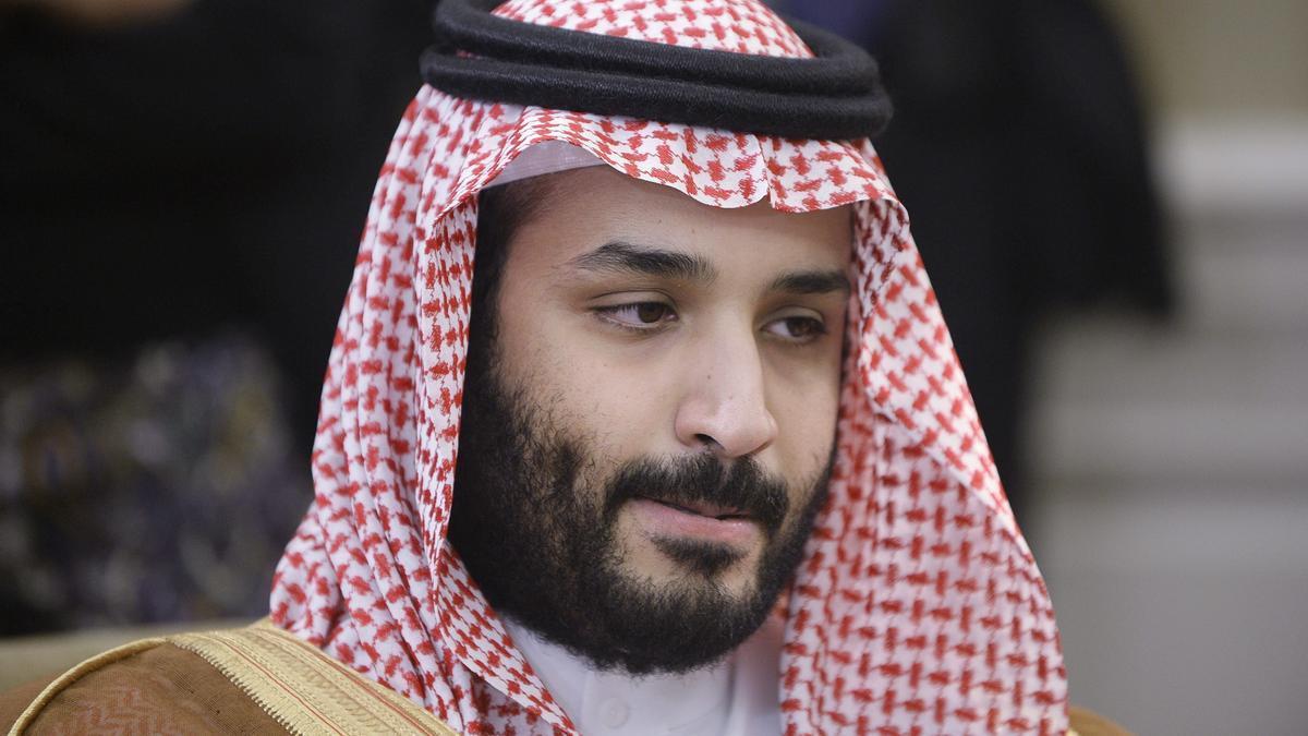 El príncipe saudí Mohamed bin Salman.