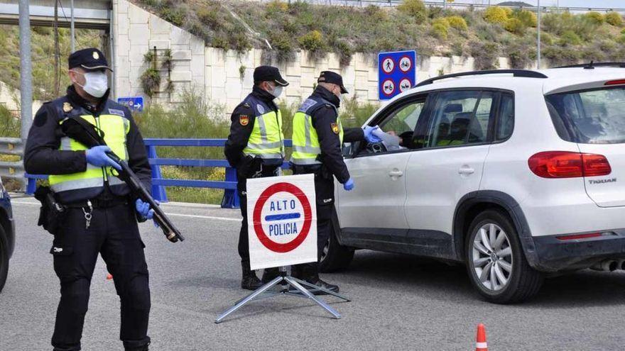 La Junta estudia realizar un cribado masivo en la Policía Nacional de Málaga