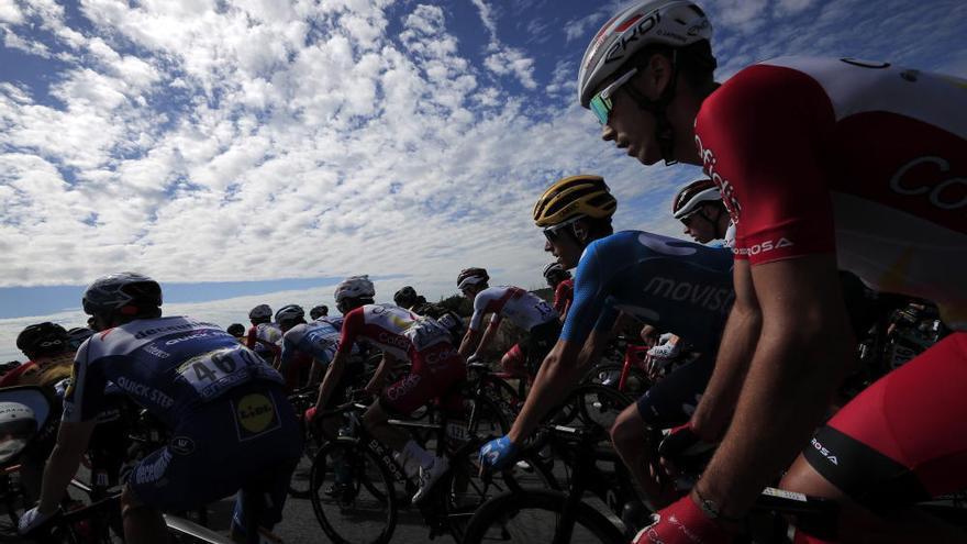 Decimosegunda etapa del Tour de Francia (Chauvigny - Sarran Corrèze)