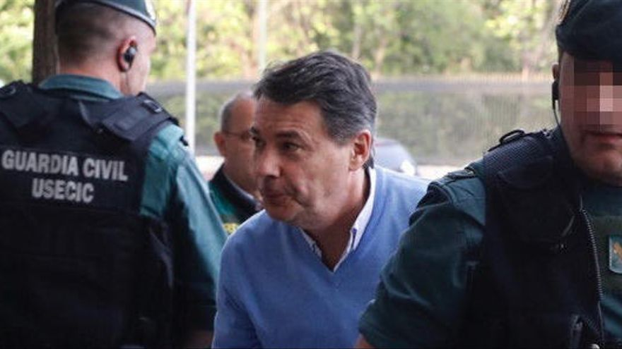 Ignacio González declara este miércoles a petición propia