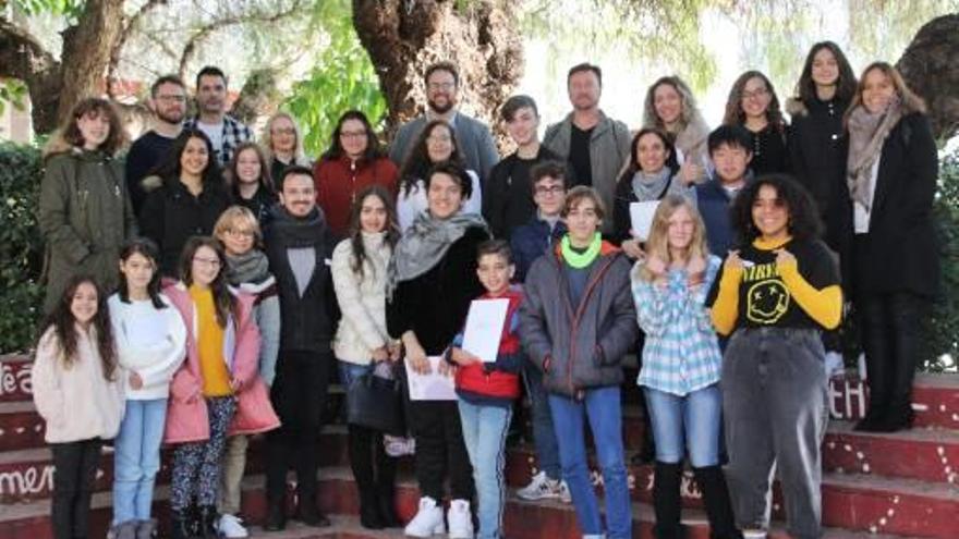 Grup Sorolla Educación celebra el seu aniversari amb un espectacle solidari