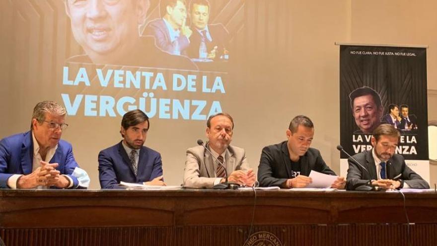 Libertad VCF pide unión contra Meriton