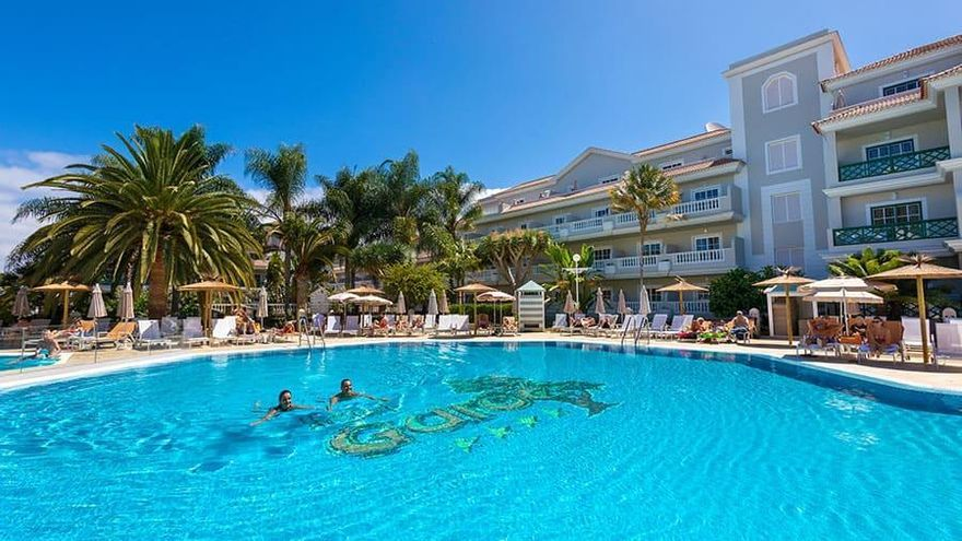 Las pernoctaciones hoteleras cayeron un 87 % en octubre en Canarias