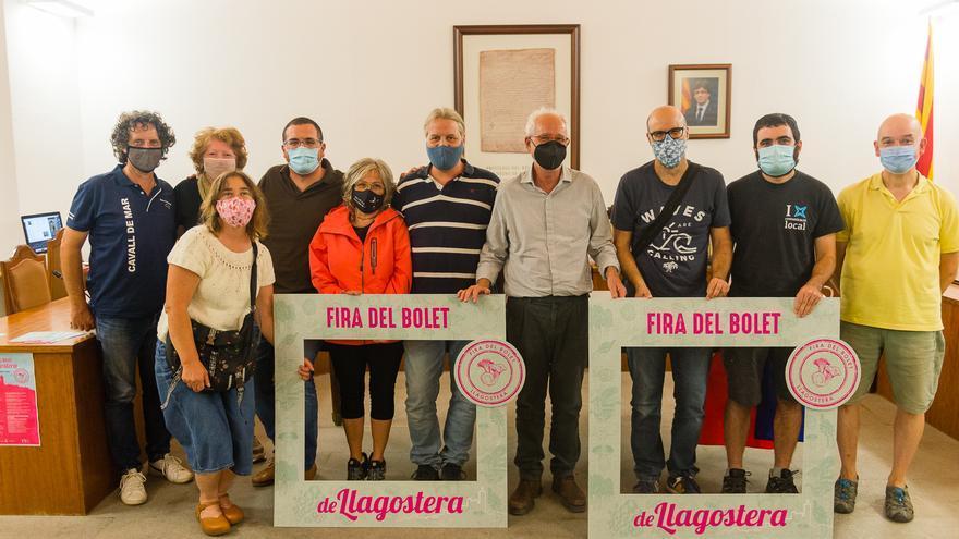 """Llagostera inclou l'activitat """"bolets en família"""" a la Fira del Bolet"""