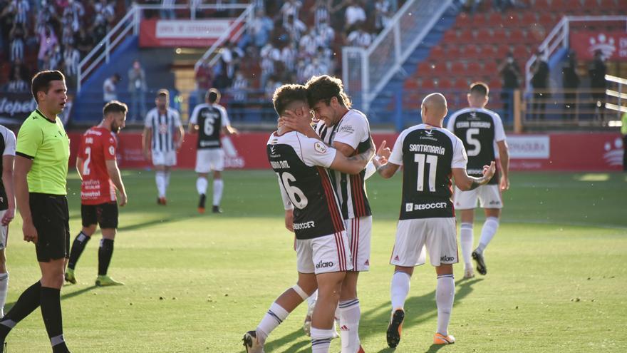El Badajoz, a un paso de la gloria
