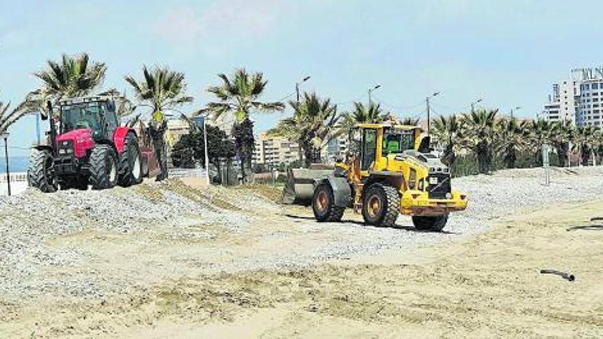 Orpesa adecua las playas de Morro de Gos y Les Amplàries