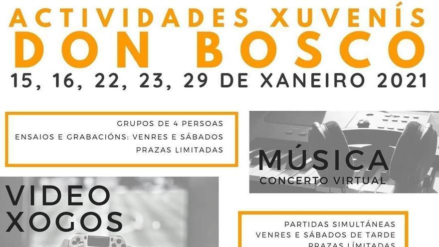 Actividades xuvenís Don Bosco