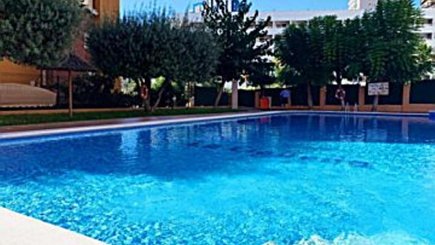 186.650 € Venta de piso en Benidorm 40 m2, 1 habitación, 1 baño, 4.666 €/m2, 2 Planta...
