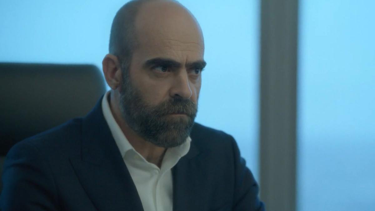 Luis Tosar protagoniza 'Los favoritos de Midas'.