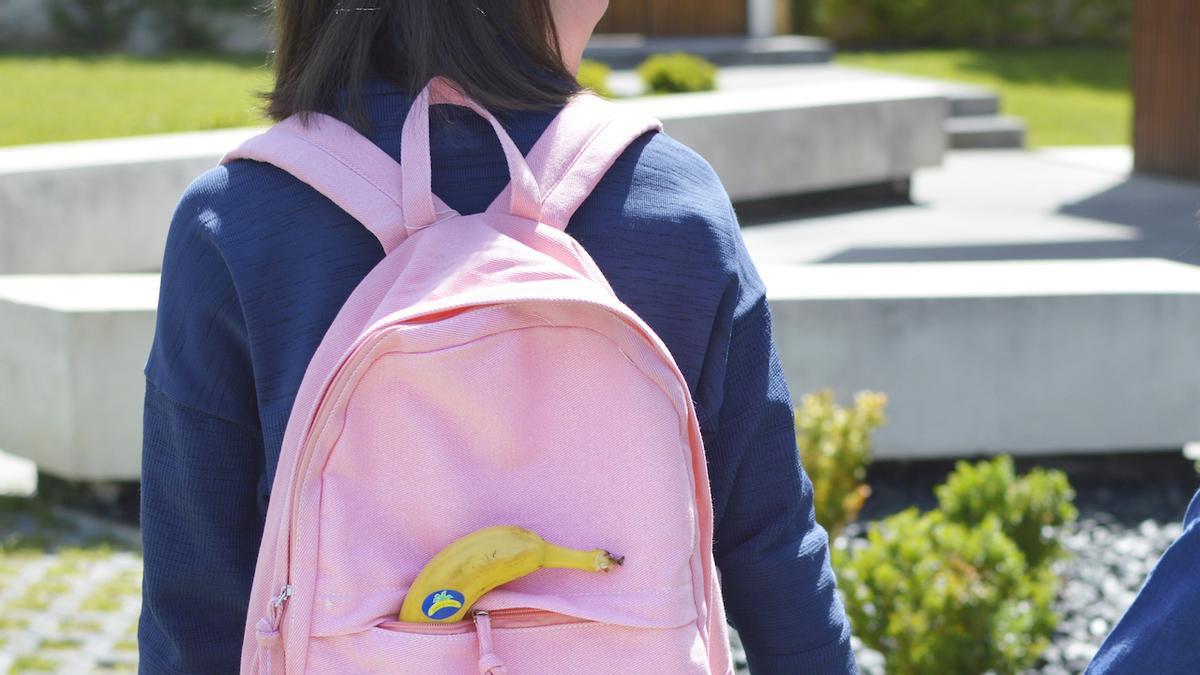 Plátano de Canarias y Serunion fomentan la alimentación saludable entre 250.000 niños