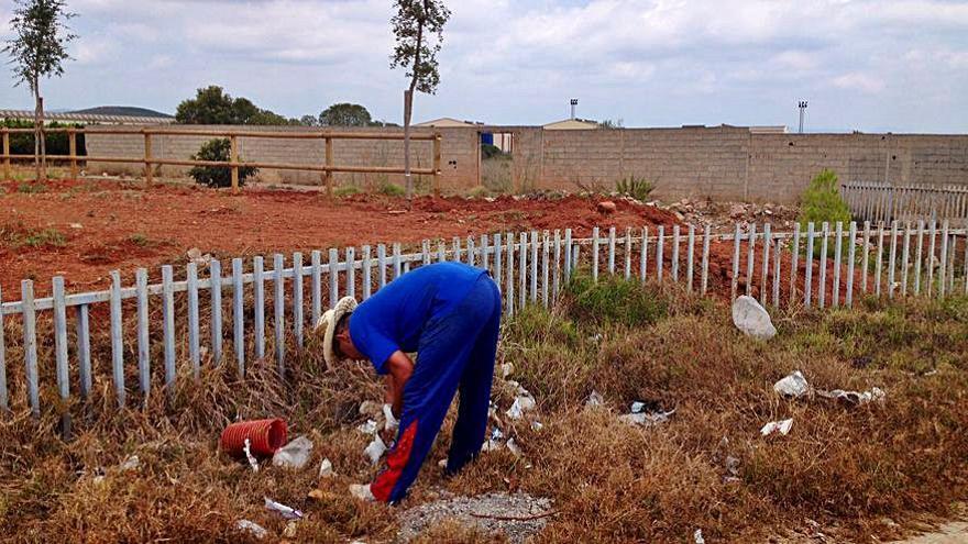 Betxí crea empleo para 23 parados agrícolas