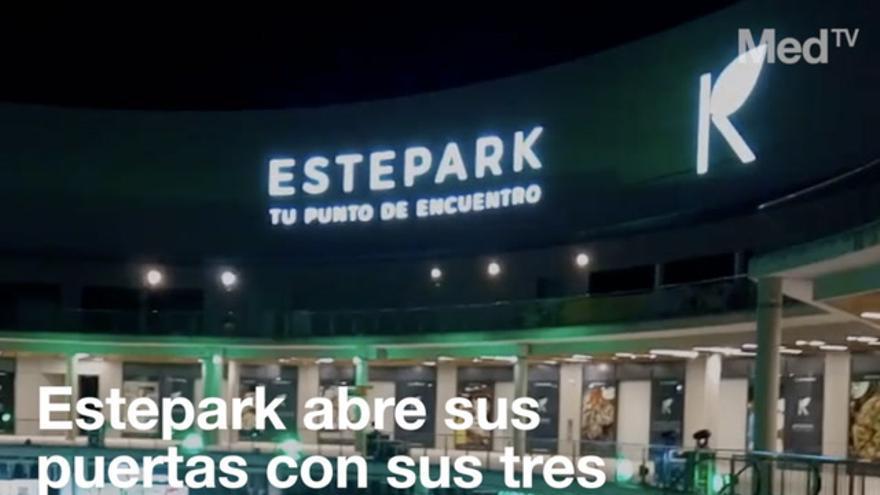 Estepark abre sus puertas con sus tres principales marcas