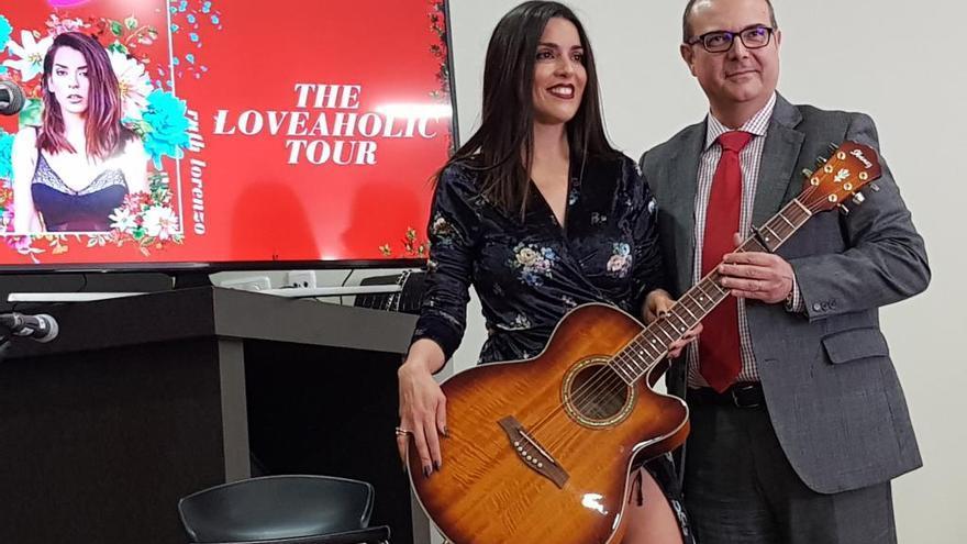 Ruth Lorenzo concluye su gira en ElPozo