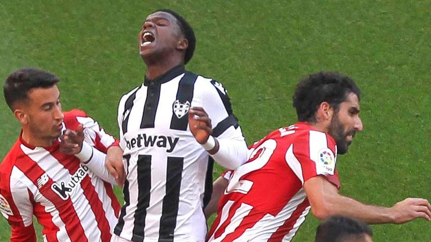 El sueño del Levante en la Copa del Rey se cruza con el Athletic
