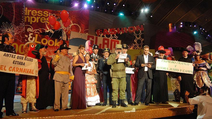 2007, jaque al Carnaval de la calle