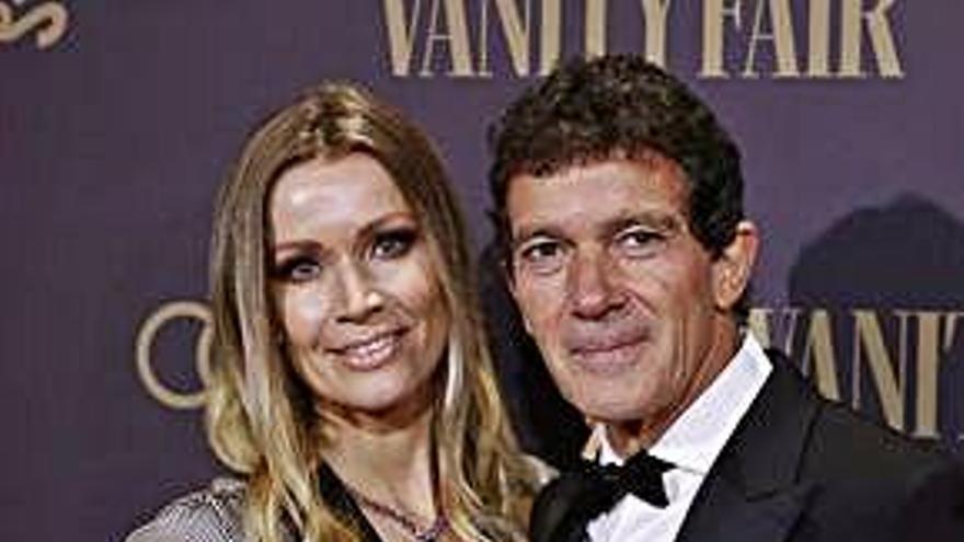 Antonio Banderas, premio Personaje del Año para 'Vanity Fair'
