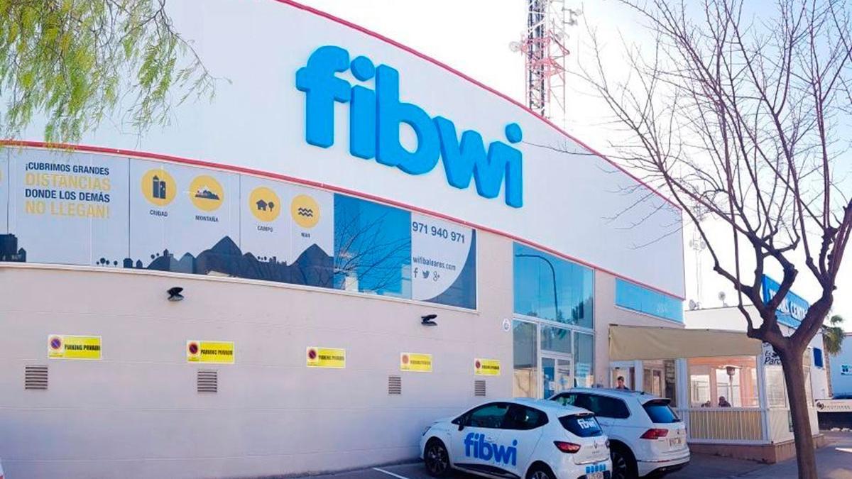 Imagen de la sede central de FIBWI en Inca.