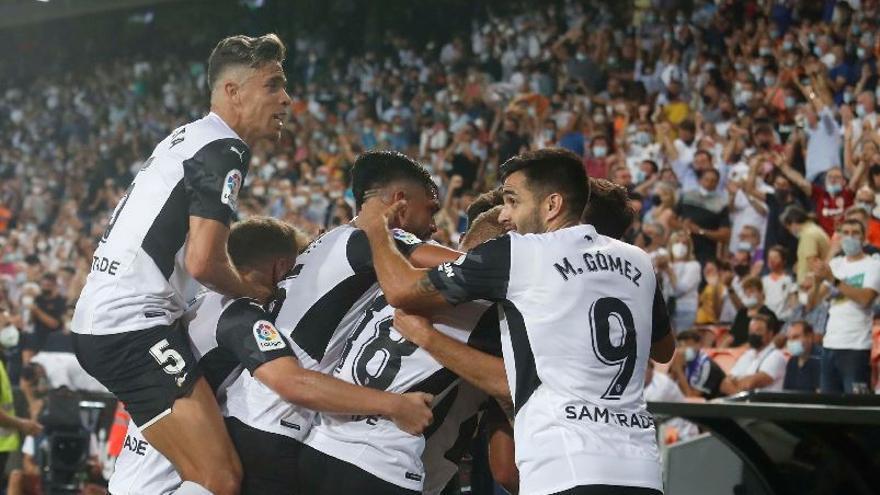 El Valencia CF cae con orgullo