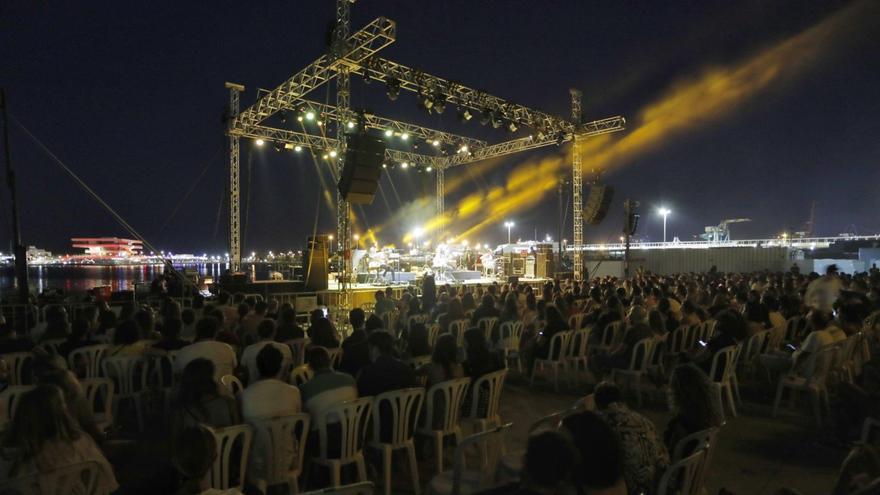 Nace un nuevo festival de música en la Marina de València