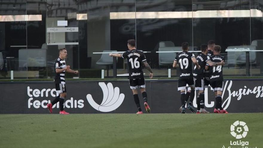 Todos los goles de la jornada 33 de Segunda: el Cartagena toma aire y ahoga al Alcorcón