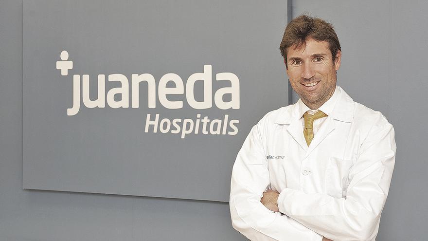 Juaneda Miramar ficha al Dr. Hugo del Castillo, experto en procedimientos cardiológicos no invasivos