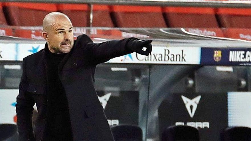 Once continuista de Paco López; Emery va con todo