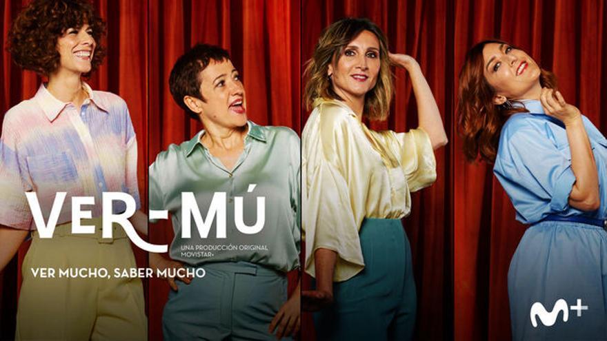 Movistar+ presenta 'Ver-Mú', un nuevo espacio dedicado al cine y las series