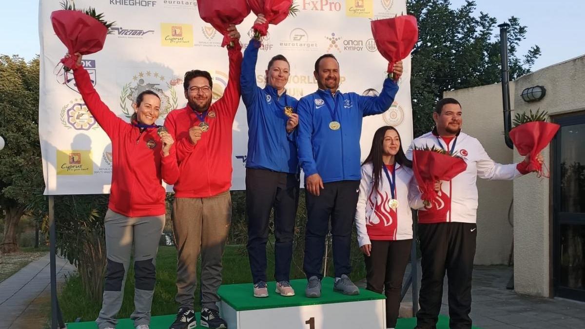 Fátima Gálvez consigue su segunda medalla en Nicosia