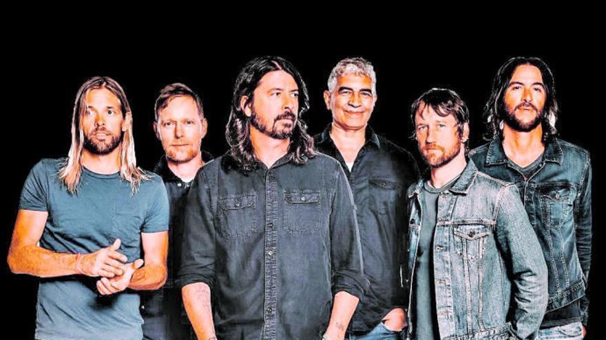 Foo Fighters aplaza su concierto en València a junio de 2021
