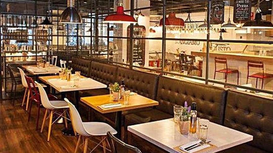 El centro comercial 7 Palmas abre tres nuevos restaurantes