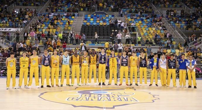 10.11.18. Las Palmas de Gran Canaria. Baloncesto ...
