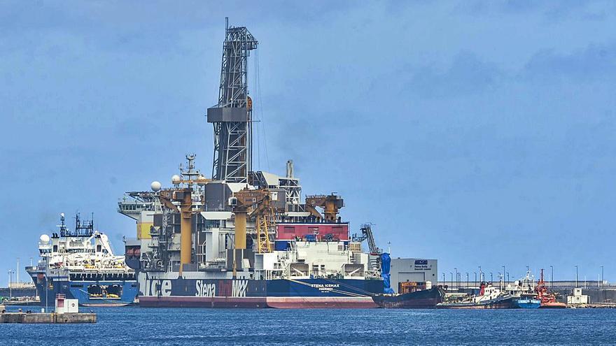 Las reparaciones navales impulsan la reactivación de la economía en las Islas