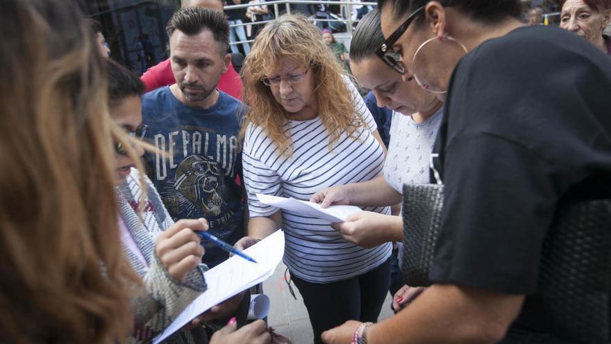 El alcalde de Santa Cruz solicita al Juzgado la paralización de los desahucios de Añaza