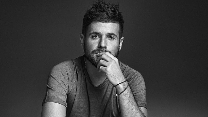 Pablo López actuará en Vigo el próximo 9 de junio